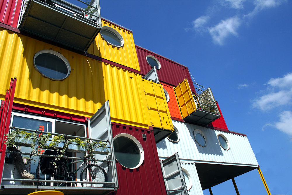Container City II – London 3