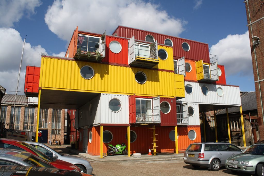 Container City II – London 4