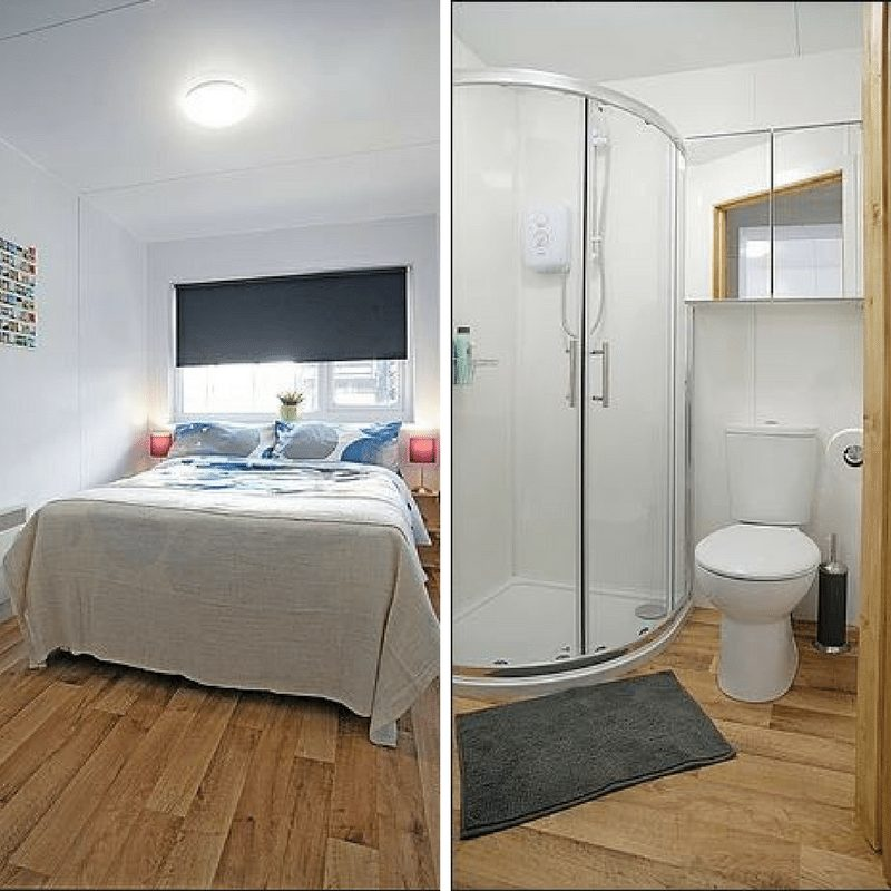 Marston Court Container Homes – London 8