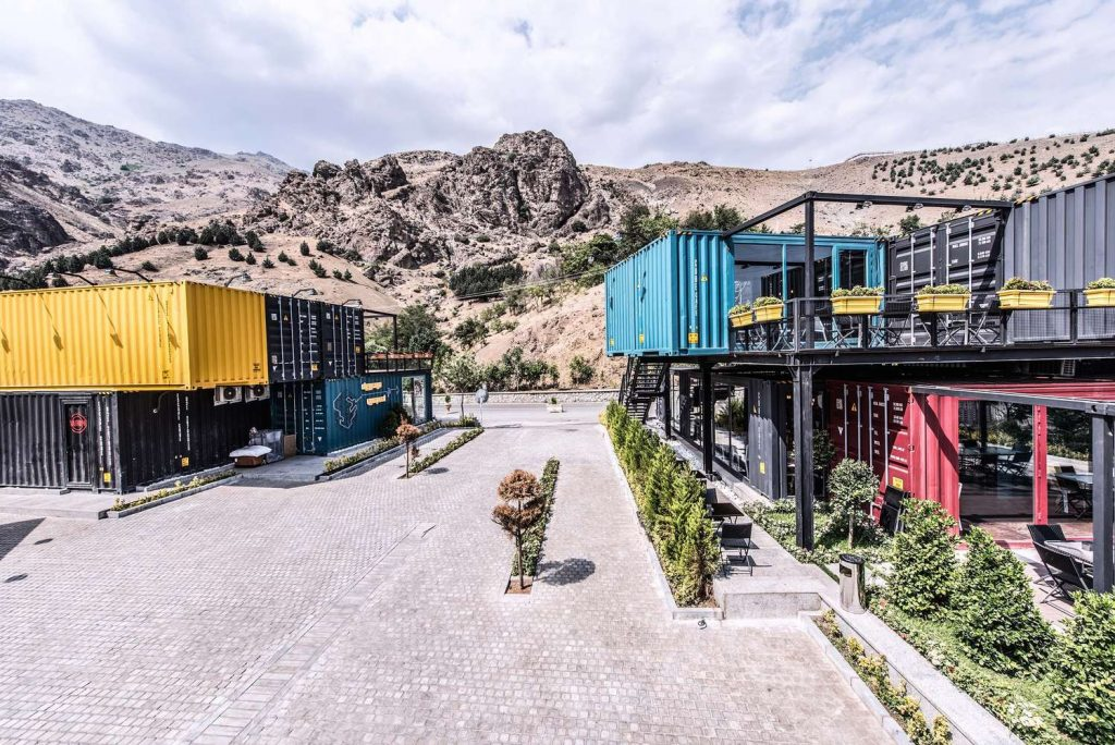 Cube Club in Tehran – Iran 3