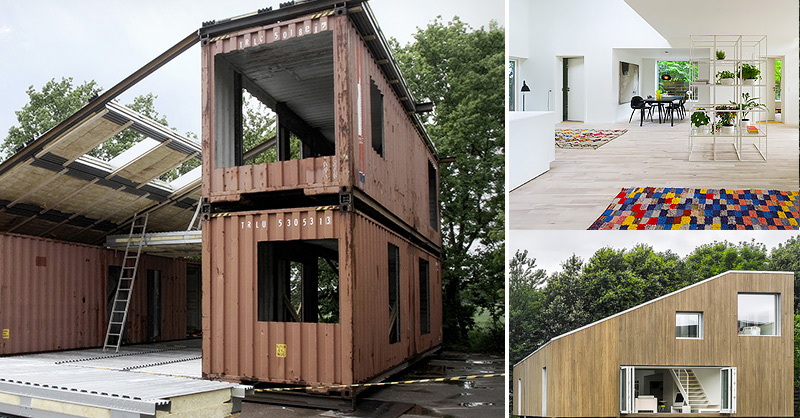 Upcycled Shipping Container House – China 7