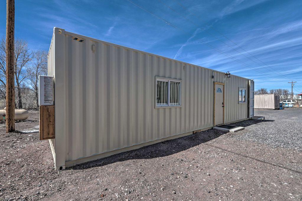 Chic Eagar Tiny Home Arizona – USA 13