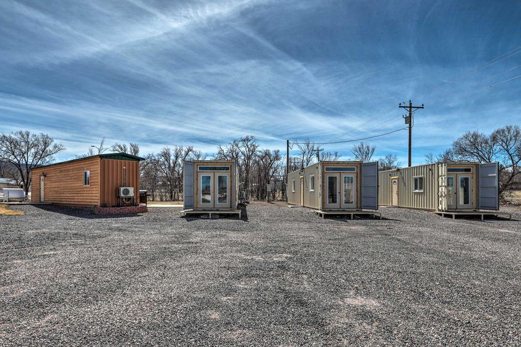 Chic Eagar Tiny Home Arizona – USA 11