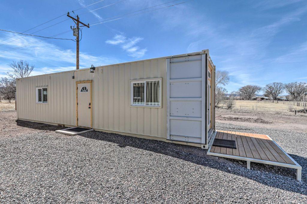Chic Eagar Tiny Home Arizona – USA 12
