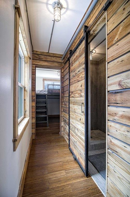 Modern Container Home With Rustic Elements – USA 5