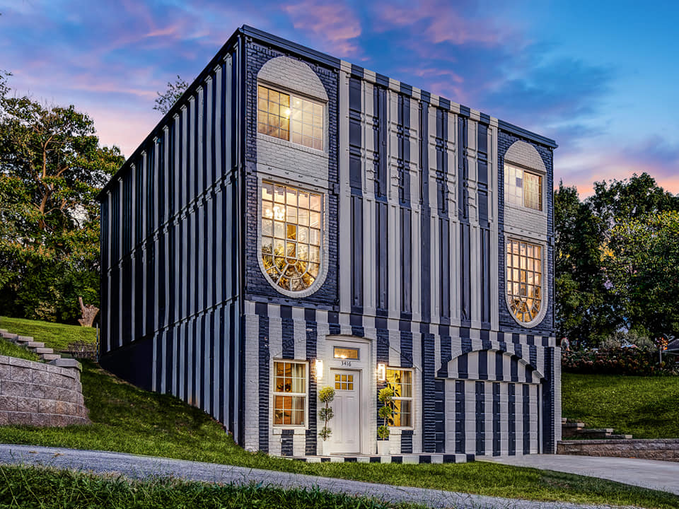 Shipping container home in St. Louis. – USA 1