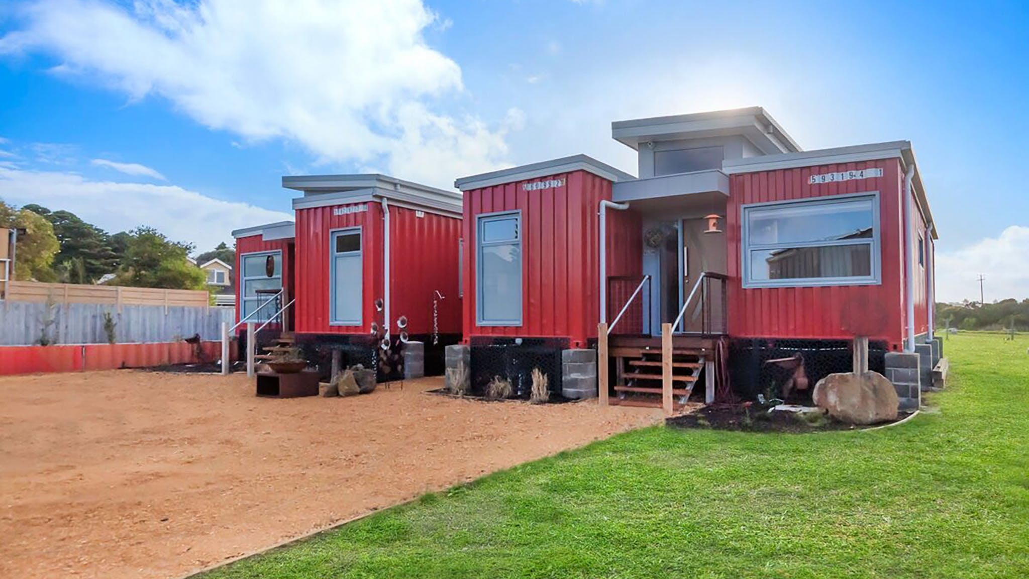 Rest Luxury Shipping Container House