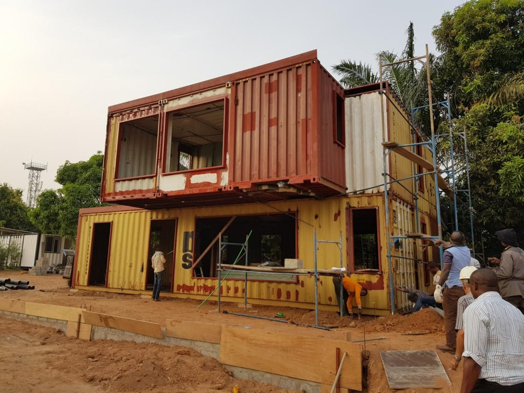 Shipping Container Home in Abuja – Nigeria 10