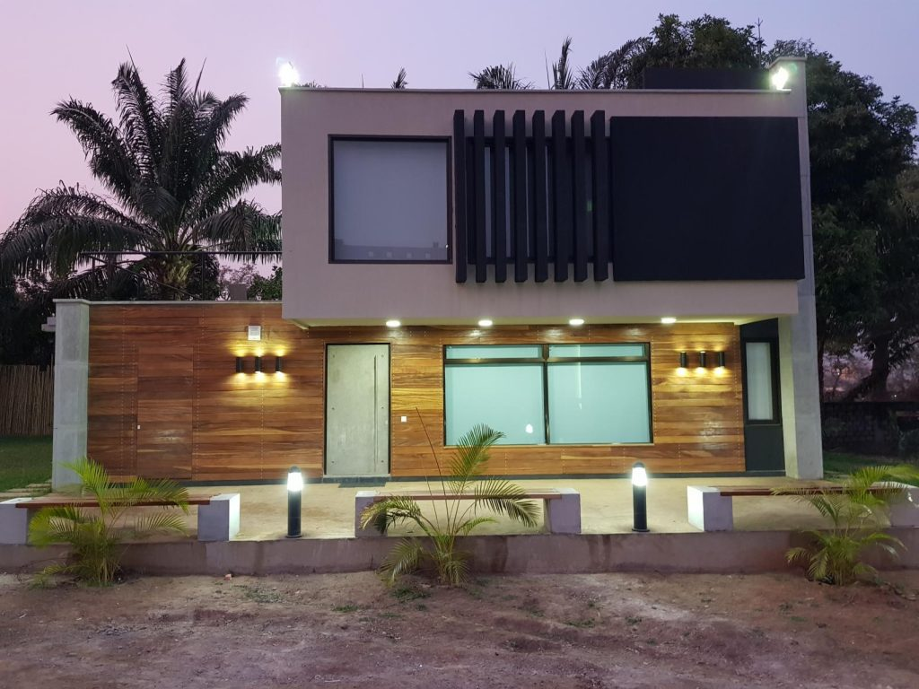 Shipping Container Home in Abuja – Nigeria 1