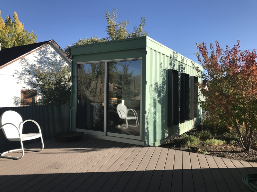 Flagstaff Container House – USA 3
