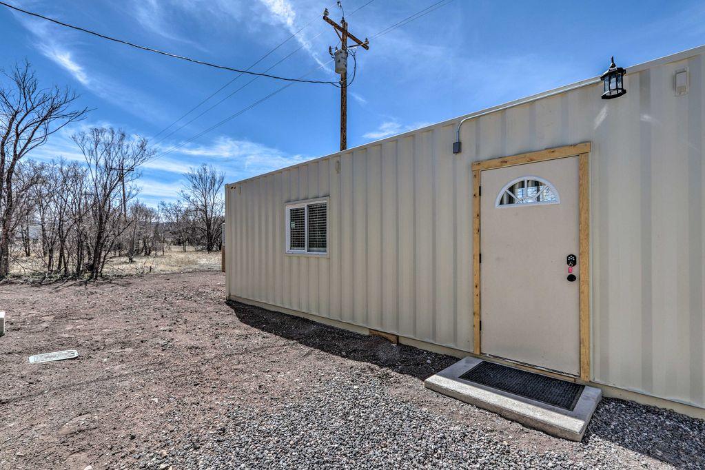 Chic Eagar Tiny Home Arizona – USA 14