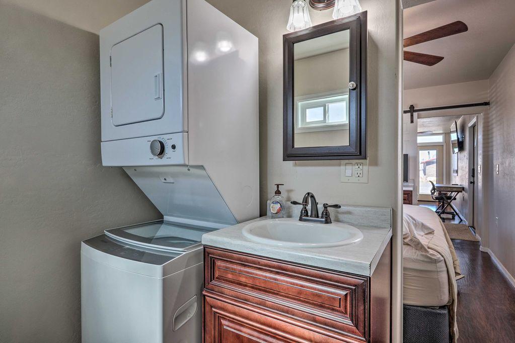Chic Eagar Tiny Home Arizona – USA 7