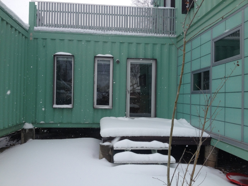 Flagstaff Container House – USA 6