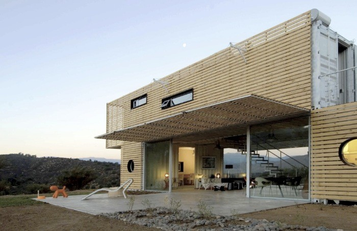 Manifesto Container House – Chile 7