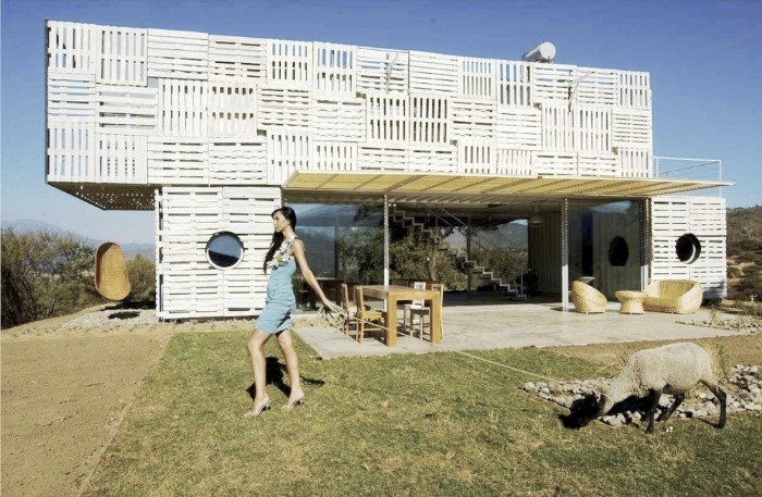 Manifesto Container House – Chile 1