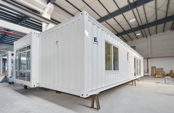 Modern Shipping Container Modular Home – Ukraine 9