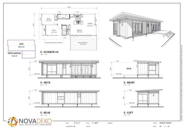 Modern Shipping Container Modular Home – Ukraine 10