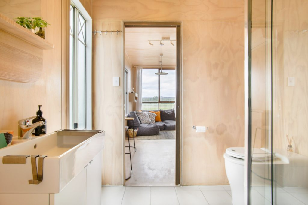 Deluxe Shipping Container Home 9