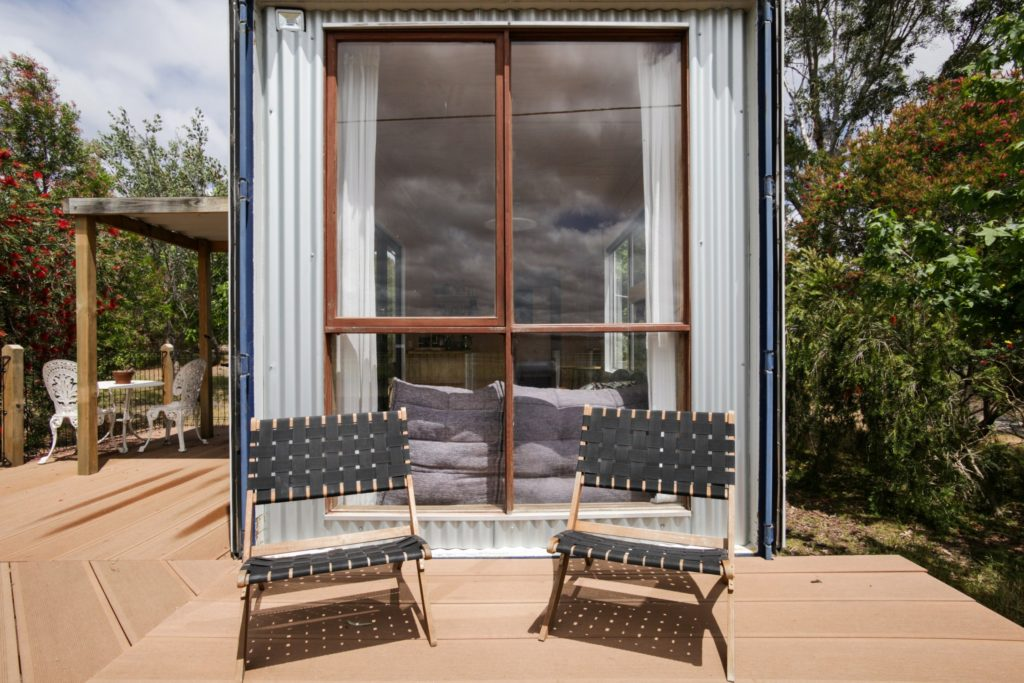 Deluxe Shipping Container Home 4