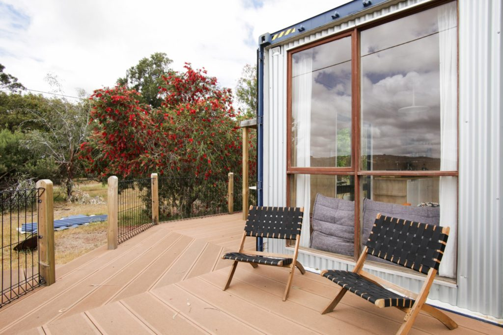 Deluxe Shipping Container Home 3