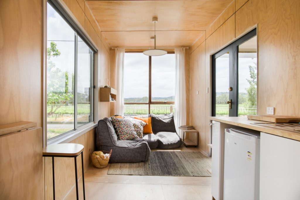 Deluxe Shipping Container Home 17