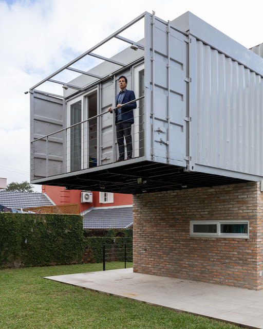 Shipping Container Home – Brazil 10