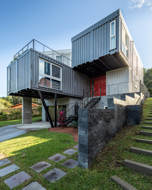 Shipping Container Home – Brazil 11