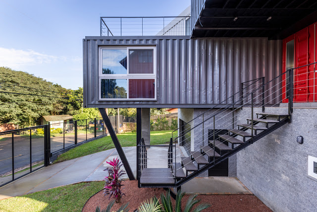 Shipping Container Home – Brazil 12