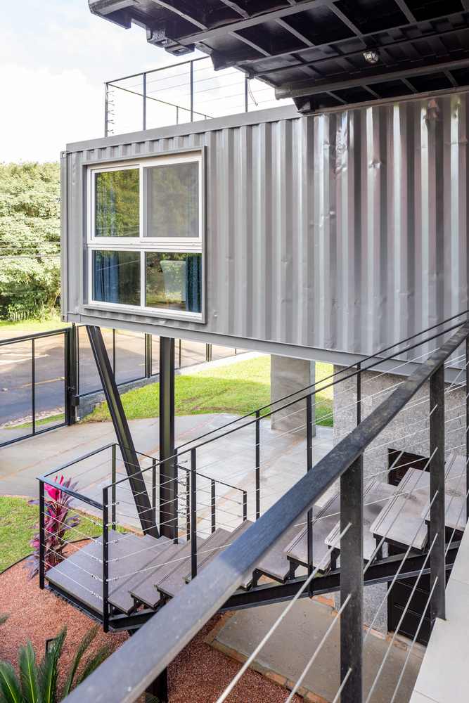 Shipping Container Home – Brazil 13