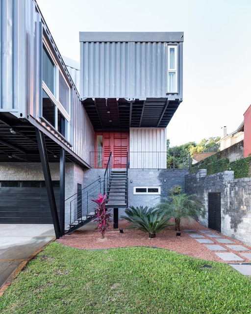Shipping Container Home – Brazil 30