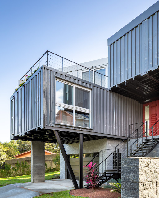 Shipping Container Home – Brazil 31