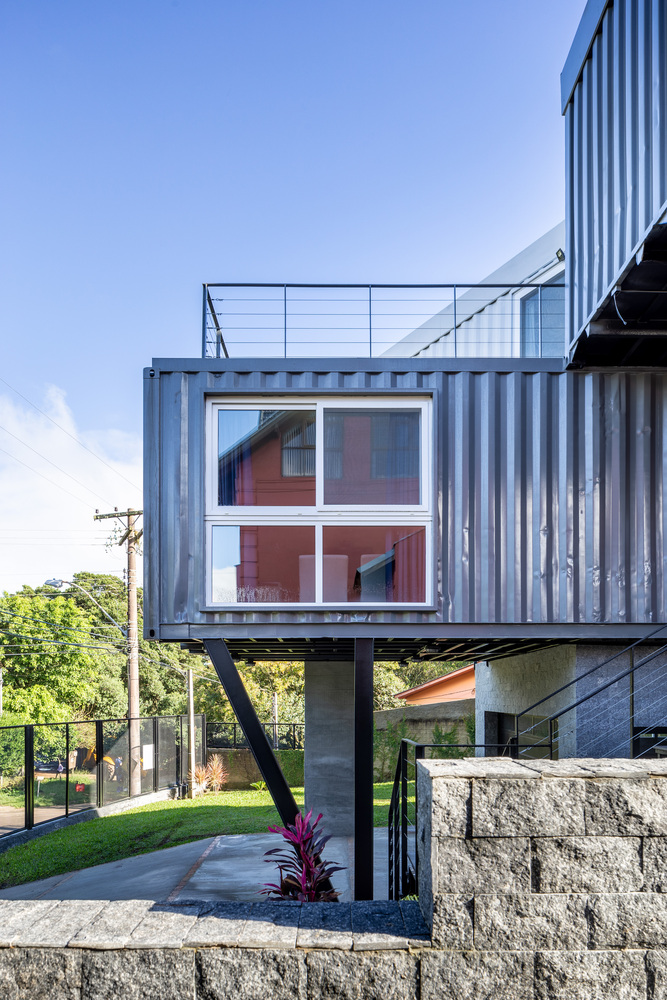 Shipping Container Home – Brazil 32