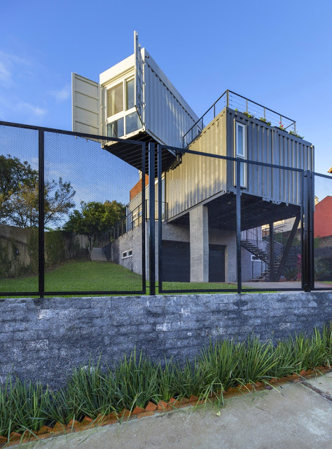 Shipping Container Home – Brazil 6