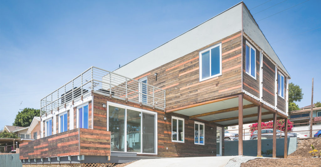 San Diego Shipping Container Home – USA 2