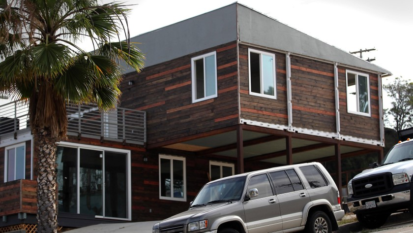 San Diego Shipping Container Home – USA 4