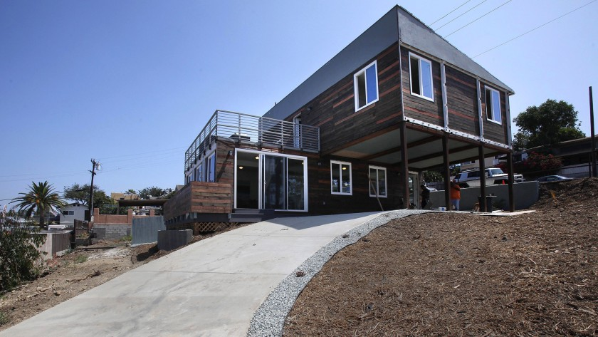 San Diego Shipping Container Home – USA 3