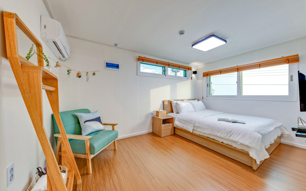 Pokchae Container House – South Korea 5