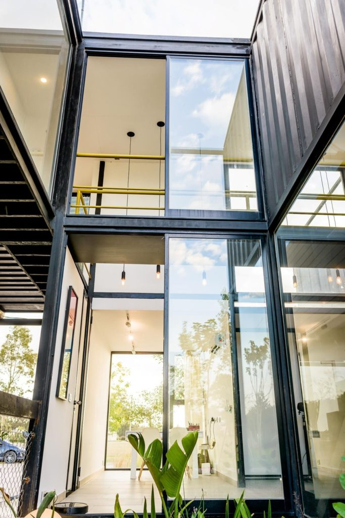 The Leone Loray Container Homes – Argentina 2
