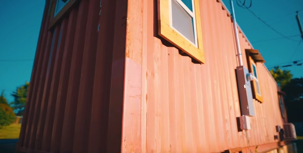 Fresh and Modern Asheville Shipping Container Home 6