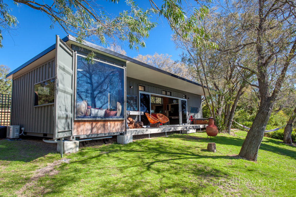 Toby Home Shipping Container Guesthouse